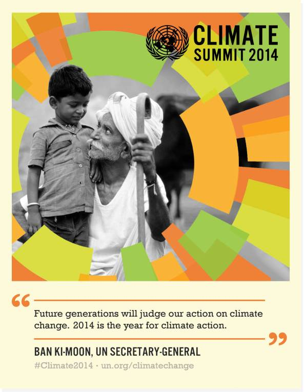 2014: The Year for Climate Action