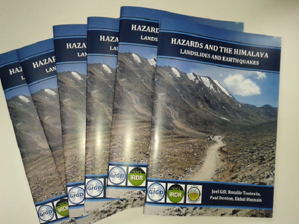Natural hazards education in the Himalayas